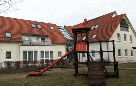Bild_Schönfließ - schöne 3 Zimmer Wohnung im EG mit Balkon und Stellplatz