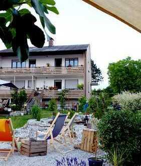 Zweifamilienhaus mit großem Garten im Zentrum von Burglengenfeld!