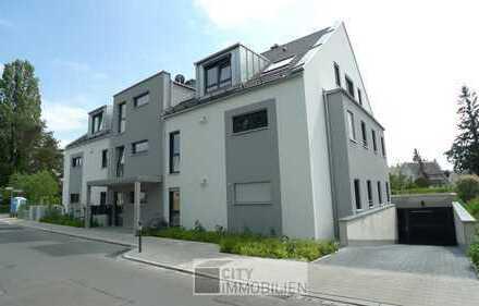 Exklusive Neubauwohnung in TOP LAGE mit hochwertiger Ausstattung, Sonnenloggia und TG-Platz