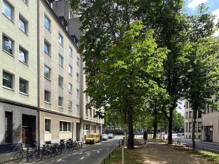 3 - 4-Zimmer-Wohnung mit Balkon im 3. Stock am Media-Park