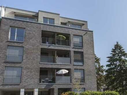 Seniorengerechtes Wohnen (60+) am ZKM. Moderne 2-Zimmerwohnung mit Balkon