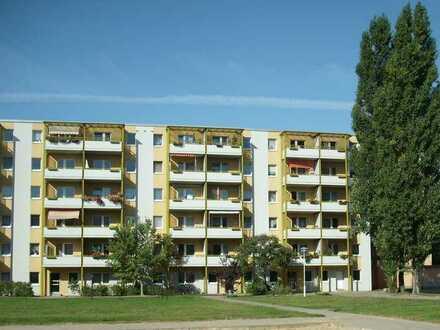 3-Raum Wohnung mit Balkon