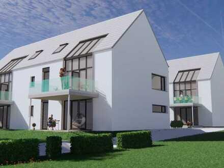 Wohnen im alten Mannlehenfeld - 4-Zimmer-Maisonette-Wohnung, Haus Nord