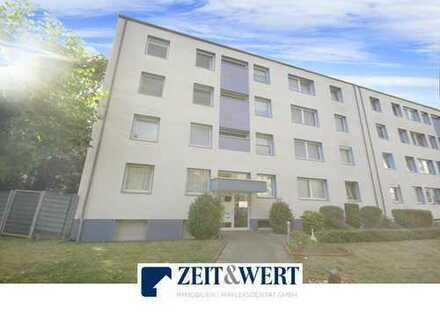 Köln-Ehrenfeld! Topp moderne 3-Zimmer-Wohnung mit großem Dachterrassenbalkon! (MB 3965)