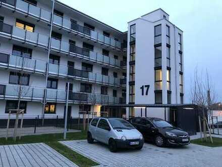 Erstbezug mit großer Loggia ab sofort: gehobene 3-Zimmer-Wohnung in Neustadt an der Weinstraße