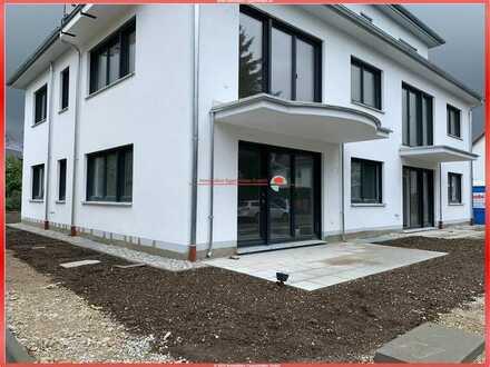 Exklusive Gartenwohnung im modernen Neubau (200617)