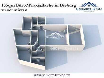 155qm Bürofläche in der Zuckerstraße