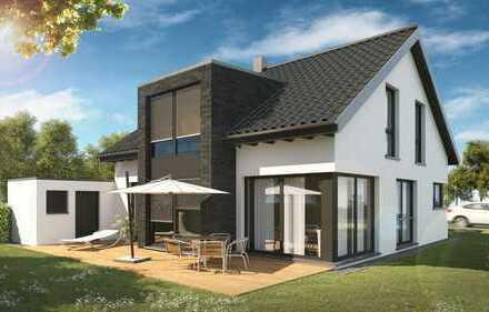 Großzügiges Einfamilienhaus mit freier Grundrissgestaltung