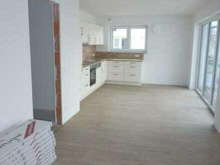 Neuwertige 2- Zimmer Wohnung in Mittelbiberach