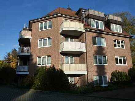 Ruhige 2-Zi-Wohnung in Niederlehme, 1. OG mit Balkon, seniorengerecht