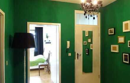 3-Zimmer-Wohnung mit Balkon und Einbauküche in Landau in der Pfalz Zentrum
