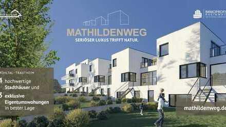 3 luxuriöse Eigentumswohnungen mit fantastischem Ausblick in Trautheim