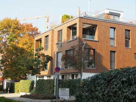 Sebalder Höfe Penthouse-Wohnung 135 qm mit Dachterrasse inkl. Einbauküche