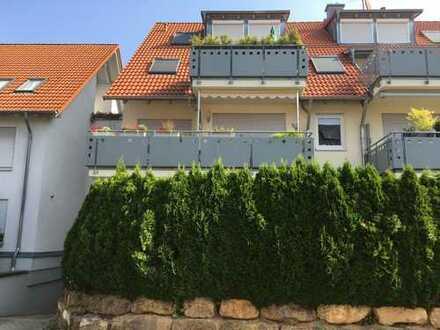 Neuwertige 3,5-Zimmer-Wohnung mit Balkon in Kirchheim unter Teck - Jesingen