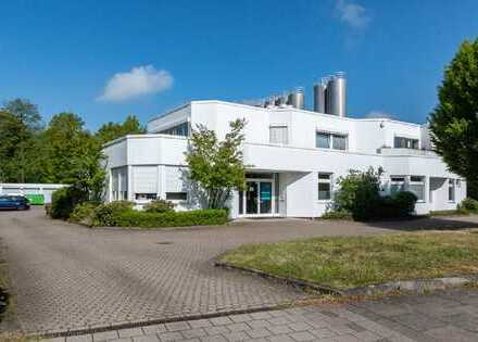 Sehr hochwertige, repräsentative Lager- und Büroeinheit im GE-Bayernstraße