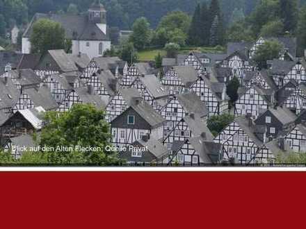 Ein Juwel in Freudenberg ! Wunderschönes Grundstück am Waldrand