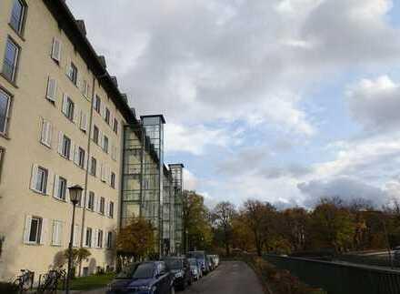 Optimal geschnittene 3,5 Zimmer Wohnung mit Wohnküche und Balkon