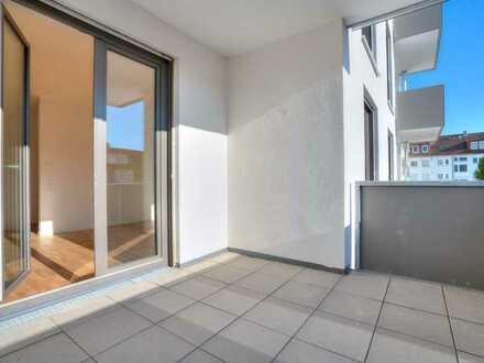 Großzügige 3-Zimmer-Neubauwohnung mit Einbauküche