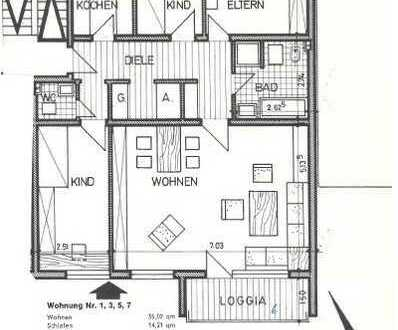 Gepflegte 4-Zimmer-Wohnung mit Balkon in Iserlohn