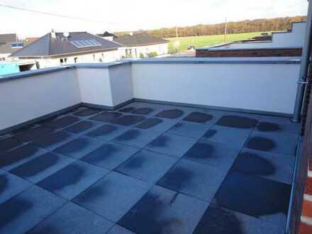 Anspechende Maisonettwohnung mit 20 qm Sonnendachterrasse