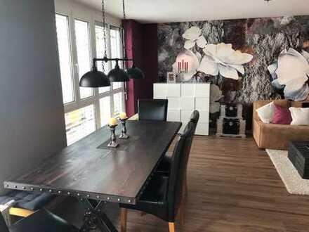 Helle 3 Zimmer Dachterrassen-Wohnung im Herzen von Kempten