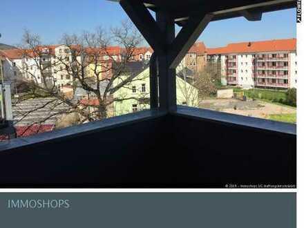 Top saniert mit Fußbodenheizung, Balkon und Pkw-Stellplatz