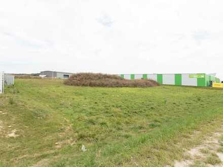 Baugrundstück im Interpark