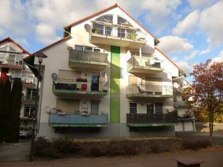(KA1108) 3-Zimmer-Wohnung mit zwei Stellplätzen