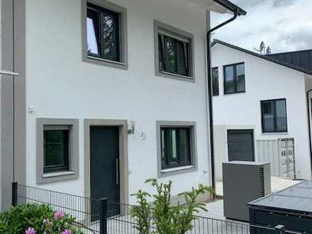 Neubau, Erstbezug, luxuriöse geräumige Doppelhaushälfte Nähe Prinzenweg, Starnberg