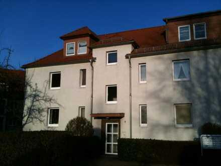 ***2-Raum-Wohnung mit Balkon in grüner Umgebung***