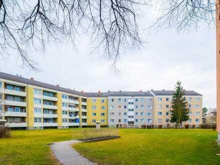 Modernisierte 4-Zimmerwohnung in Augsburg-Hochzoll-Nord zu vermieten