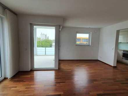 Lichtdurchflutete 4-Zimmer-Wohnung mit Balkon und Einbauküche in Freiburg im Breisgau