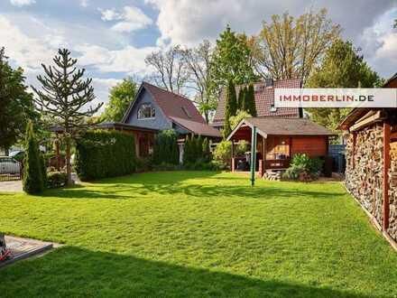 IMMOBERLIN.DE - Beeindruckend gepflegtes Haus in beliebter Ortskernlage