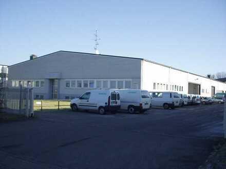 Funktionelle Werk-/Lagerhalle mit Büro und optimaler Infrastruktur!