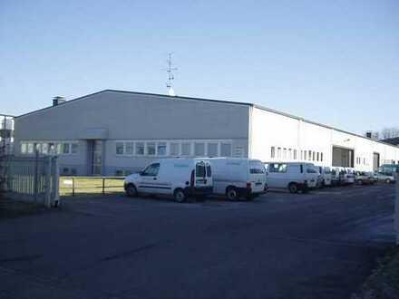 Funktionelle Lagerhalle mit Büro und optimaler Infrastruktur!