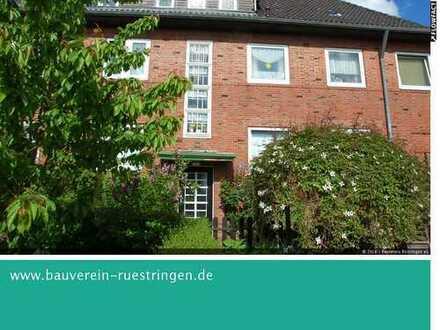 Zwei-Zimmer-Dachgeschosswohnung in der Gartenstadt Siebethsburg sucht Nachmieter
