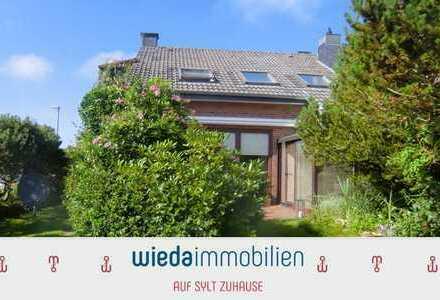 Endreihenhaus mit schönem Garten in ruhiger Lage von List