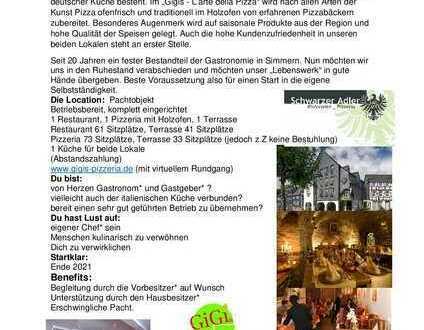 Restaurant & Pizzeria in Simmern
