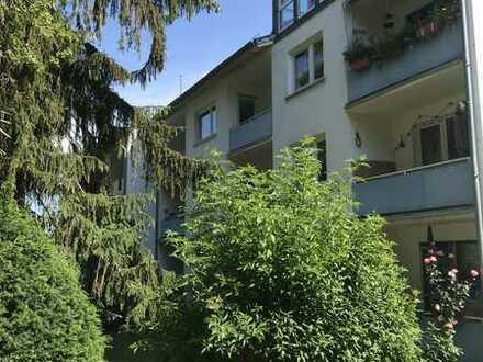 gepflegtes 1 Zimmer Apartment mit Balkon in ruhiger innenstadtnaher Lage