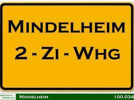 helle 2-Zi-Whg in ruhiger Lage