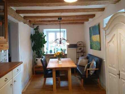Modernisierte 2-Zimmer-Wohnung mit EBK in Stegen