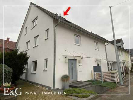 Townhaus: Gepflegte, familiengerechte Doppelhaushälfte in Stuttgart-Möhringen