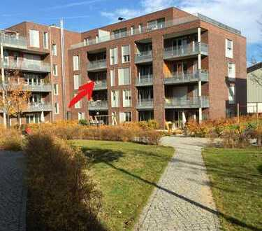 Exklusive, neuwertige 3-Zimmer-Wohnung mit Balkon und EBK in Düsseldorf