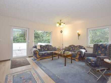 Gepflegtes, freistehendes Einfamilienhaus mit 2 Bädern und Keller in Hornburg!