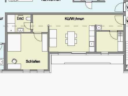 Killesberg - Erstbezug 3-Zimmer Neubauwohnung 1.OG