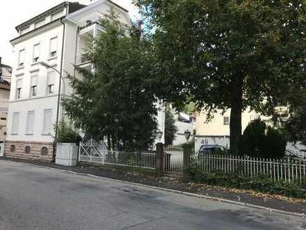 Baden-Baden Lichtental gegenüber Alleehotel Bären 1,5 Zi Appartement mit kleinem Wintergarten