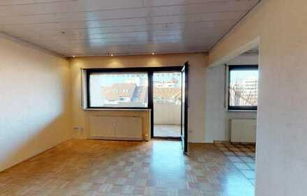 Praktisch geschnittene 2,5-Zimmer-Wohnung in gefragtem Wohngebiet Hohenstange in Tamm