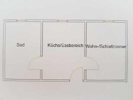 Bruchsal Zentrum gemütliche 1 ZKB