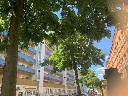Reserviert * Ansprechende 2-Zimmer-Wohnung mit Balkon in Offenbach
