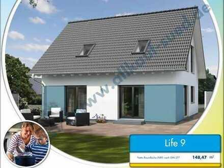 Zum Mietpreis ins eigene Haus....inkl. Bauplatz, Garage u. v.m.